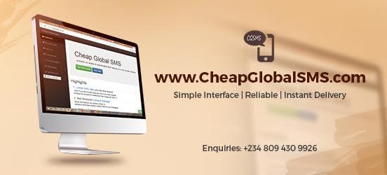 CheapGlobalSMS.com